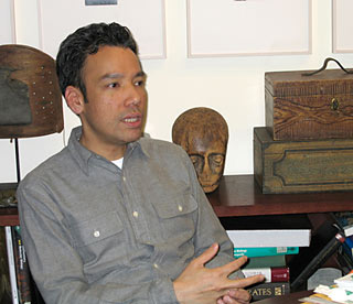 Robert Lue, Director of Undergraduate Studies